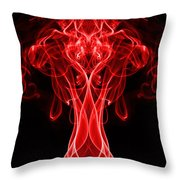 The Bodybuilder Throw Pillow