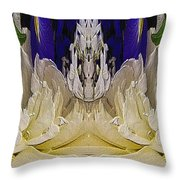 The Bouquet Unleashed 93 Throw Pillow