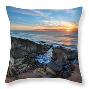 The Bowl Throw Pillow