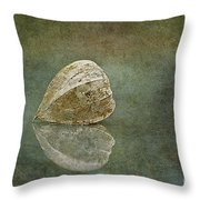The Breath Of Time Throw Pillow