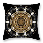 The Brightest Star Of Love Pop Art Throw Pillow