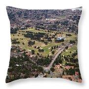 The Broadmoor Panoramic Throw Pillow