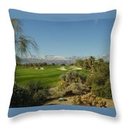 The Bunkers Throw Pillow