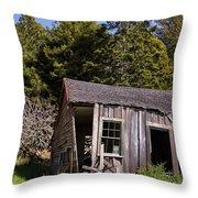 The Bunkhouse Throw Pillow