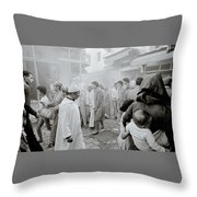 The Casbah Throw Pillow