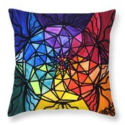 The Catcher Throw Pillow by Teal Eye  Print Store