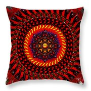 The Changing Of The Tide Throw Pillow