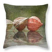 The Charites Throw Pillow
