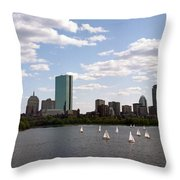 The Charles Throw Pillow