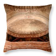 The Choir Loft Throw Pillow