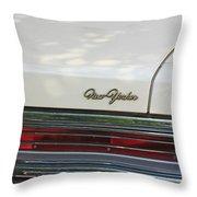 The Chrysler New Yorker  Throw Pillow