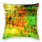 The City 21 Throw Pillow