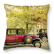 The Classics Throw Pillow