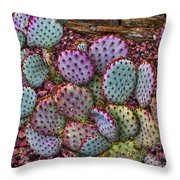 The Color Purple. Throw Pillow