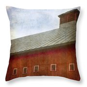 The Colorful Side Throw Pillow