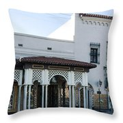 The Columbia Throw Pillow