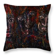 The Committee Throw Pillow