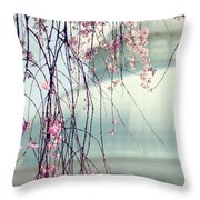 The Conservatory 2 Throw Pillow