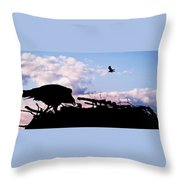The Consummate Providers Throw Pillow