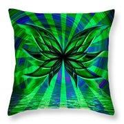 The Cool Waters Of My Soul Throw Pillow