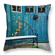 The Country Forge Throw Pillow