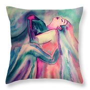 The Couple Image 4 Throw Pillow