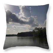 The Cove Throw Pillow