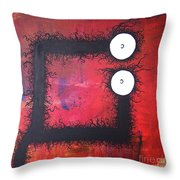 The Creatures From The Drain 22 Throw Pillow