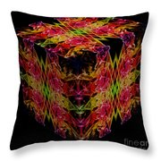 The Cube 1 Throw Pillow