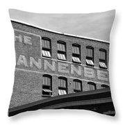 The Dannenberg 1894 Throw Pillow