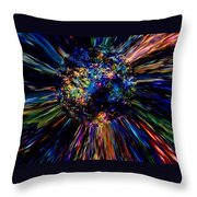 The Dark Side Of The Moon One Throw Pillow