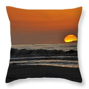 The Day Comes To Life Throw Pillow
