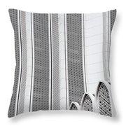 The Dayabumi Complex Throw Pillow