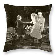 The Desert Song 1929 Throw Pillow
