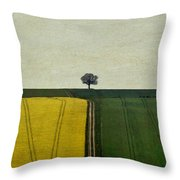 The Dimensionless Monologue Throw Pillow