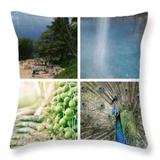 The Divine Child Throw Pillow