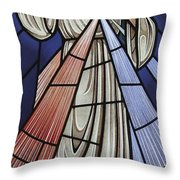 The Divine Mercy Throw Pillow