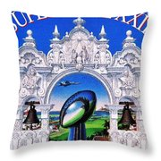The Doug And Timmy Show Throw Pillow