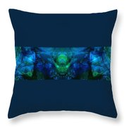 The Dream Mind Throw Pillow