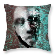 The Dream State Converses With You Throw Pillow