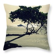 The Dream Still Alive Throw Pillow