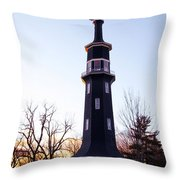 The Dwight Windmill Throw Pillow
