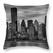 The East Side Throw Pillow