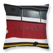 The Emmalisa Throw Pillow