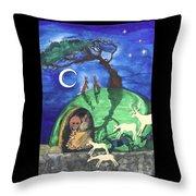 The Enchantment Throw Pillow