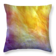 The Escape From Heaven Throw Pillow