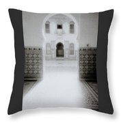 The Ethereal Doorway Throw Pillow