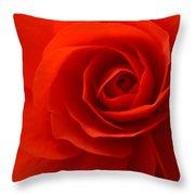 The Eye Of Love Throw Pillow