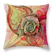 The Eye Within Throw Pillow