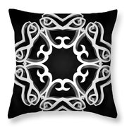 The Eyes Of Ra Throw Pillow